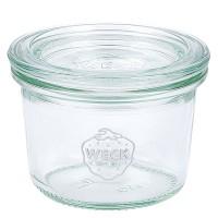 WECK-Mini-Sturzglas 80ml mit Deckel