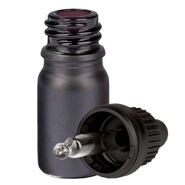 5ml Pipettenflasche OV BlackLine UT18/5 UNiTWIST