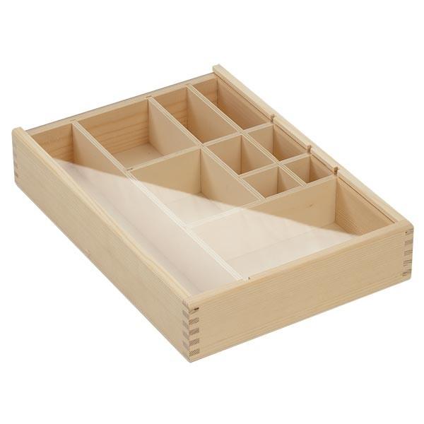 Holzbox mit Acryldeckel 34x24x6cm (Memorybox)