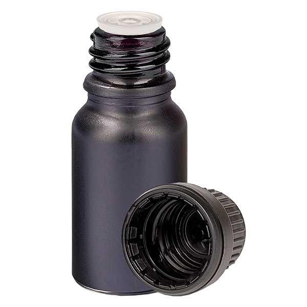 10ml Tropfflasche 2mm OV BlackL. UT18/10 UNiTWIST