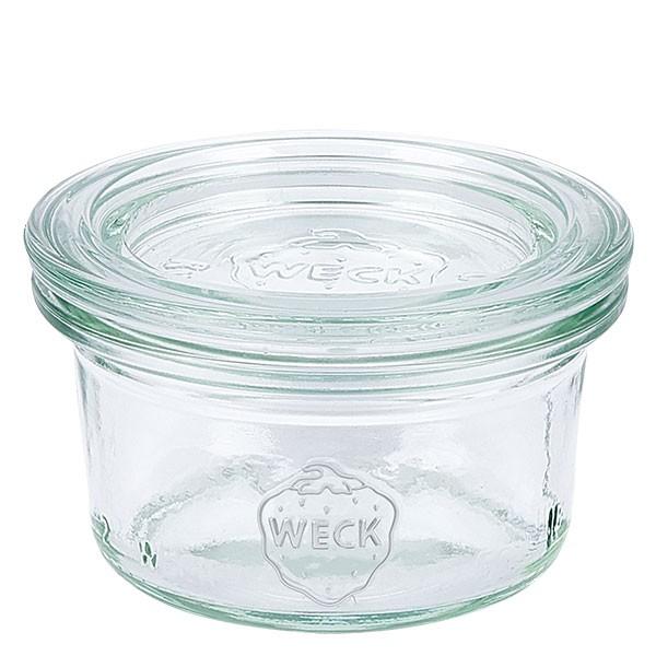 WECK-Mini-Sturzglas 50ml mit Deckel