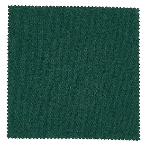 1 x Stoffdeckchen 150x150mm Grün für Deckel Durchmesser 43-100mm