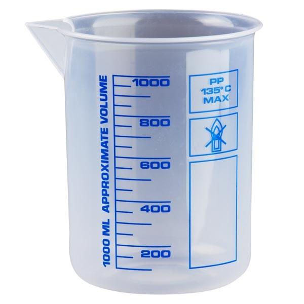 Messbecher / Griffinbecher 1000 ml