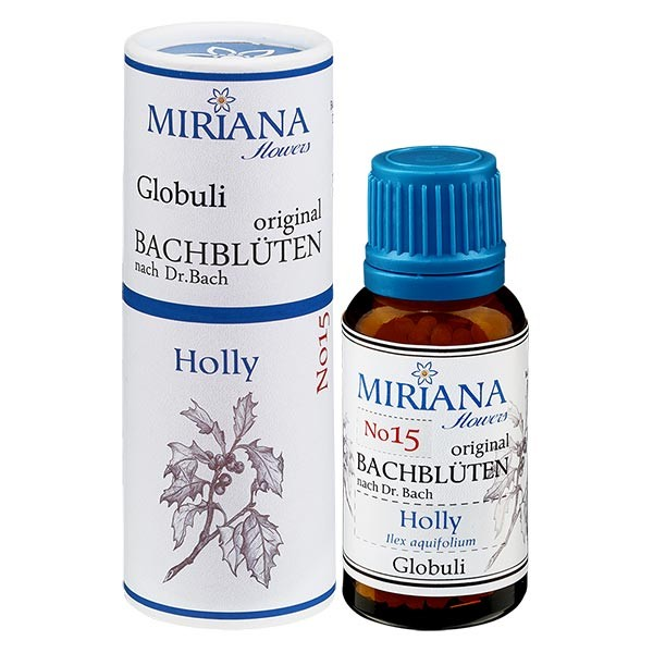 """15 Holly, 20g """"Kügelchen"""", MirianaFlowers"""