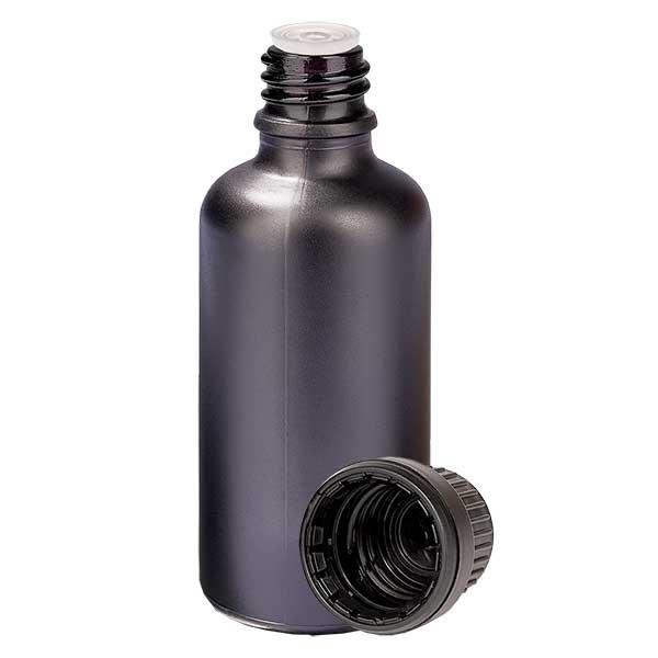 50ml Tropfflasche 2mm OV BlackL. UT18/50 UNiTWIST