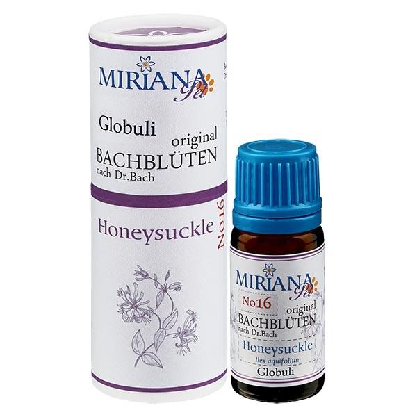 """16 Honeysuckle, 10g """"Kügelchen"""", MirianaPet"""