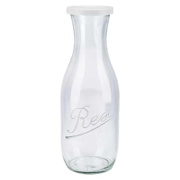Edition REX 1062ml Saftflasche mit Frischhaltedeckel