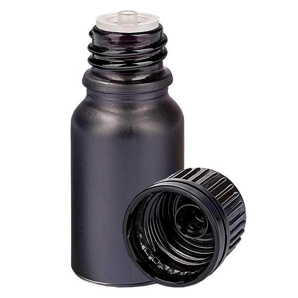 10ml Tropfflasche 1mm OV BlackL. UT18/10 UNiTWIST