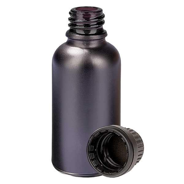 30ml Flasche 11mm SV OV BlackLine UT18/30 UNiTWIST