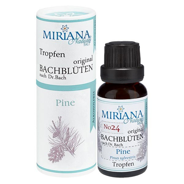 24 Pine, 20ml Essenz (Ohne Alkohol), MirianaNature