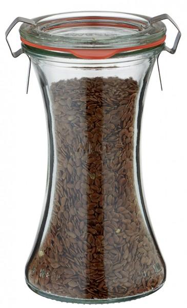 Gewürzglas Idee: WECK-Delikatessenglas 200ml
