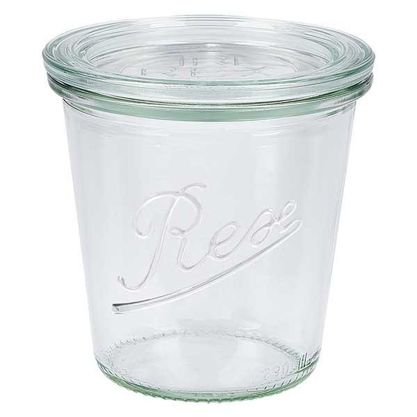 Edition REX 290ml Sturzglas mit Glasdeckel