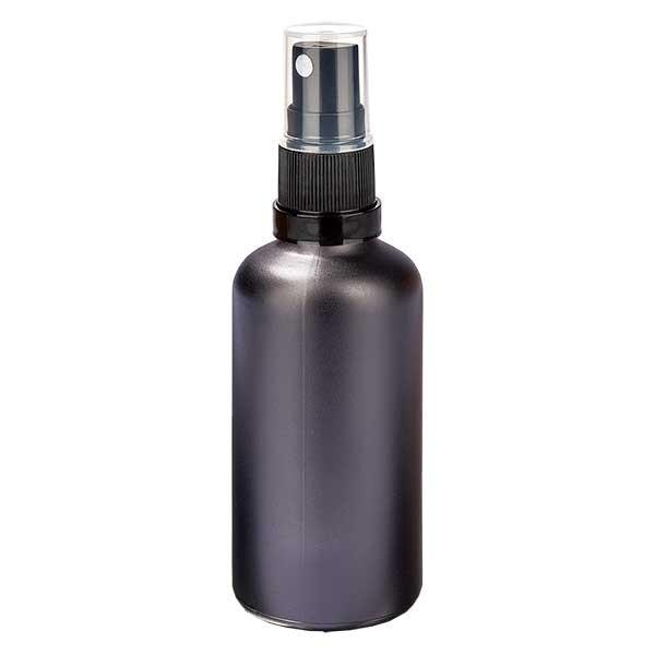 50ml Sprayflasche BlackLine UT18/50 UNiTWIST