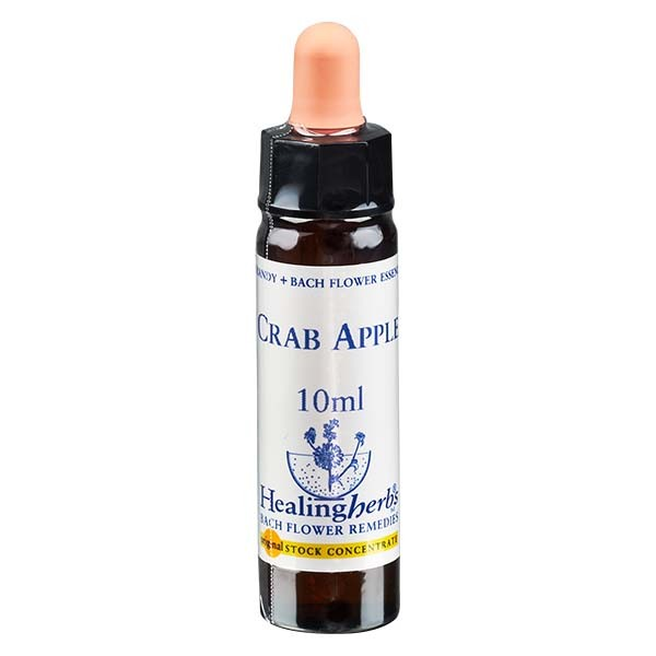 10 Crab Apple, 10ml Essenz, Healing Herbs