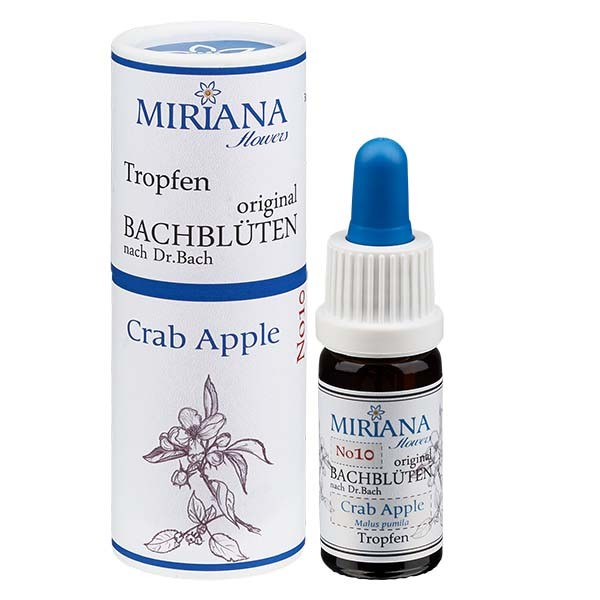 10 Crab Apple, 10ml Essenz, MirianaFlowers