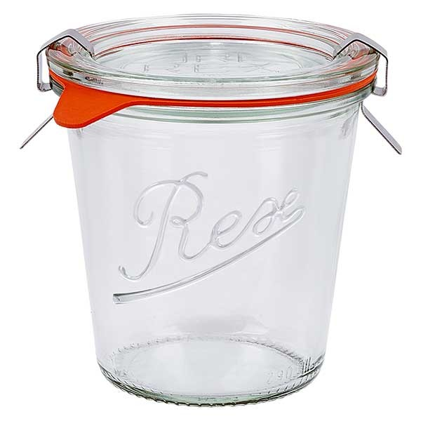 Edition REX 290ml Sturzglas komplett