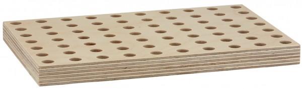 70er Sortierplatte für Essenzenröhrchen 2ml