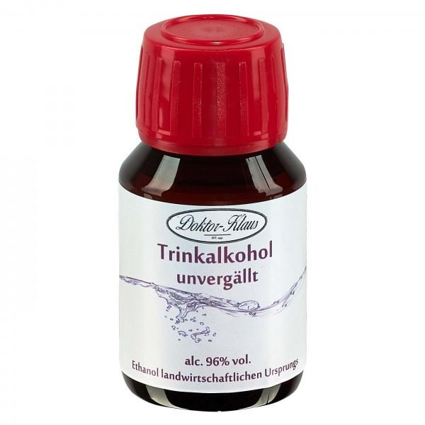 50ml Primasprit (Trinkalkohol/Weingeist) 96%