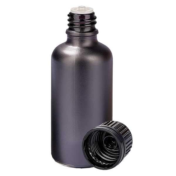 50ml Tropfflasche 1mm OV BlackL. UT18/50 UNiTWIST