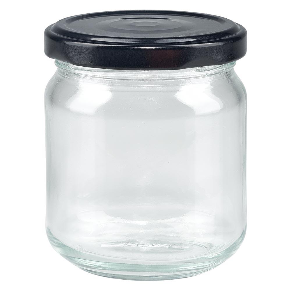 25 Stück X To 89 mm Weiß Schraubdeckel für Gläser • Twist Off Deckel Verschluss