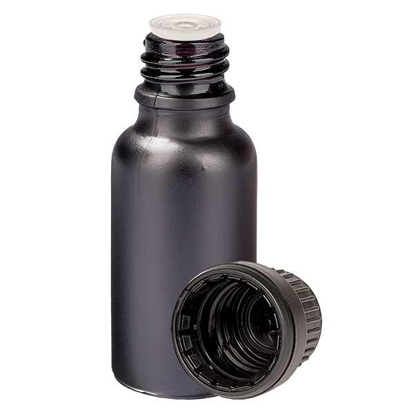 20ml Tropfflasche 2mm OV BlackL. UT18/20 UNiTWIST
