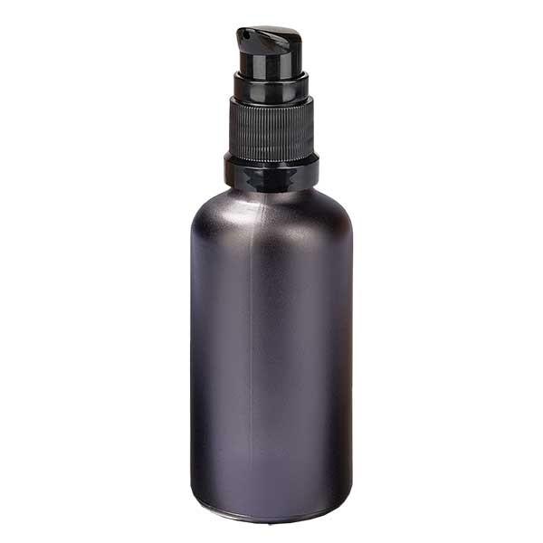 50ml Pumpflasche BlackLine UT18/50 UNiTWIST