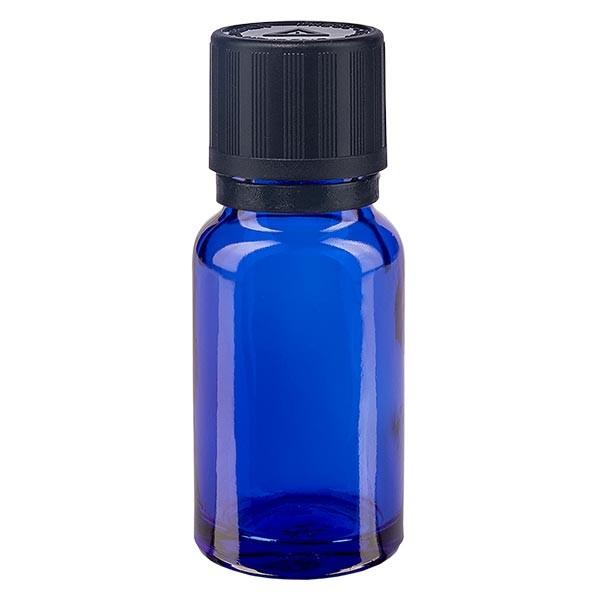 Apotfl. blau 10ml Tropfv. Pr. 1mm s. KiSi Bliw OV