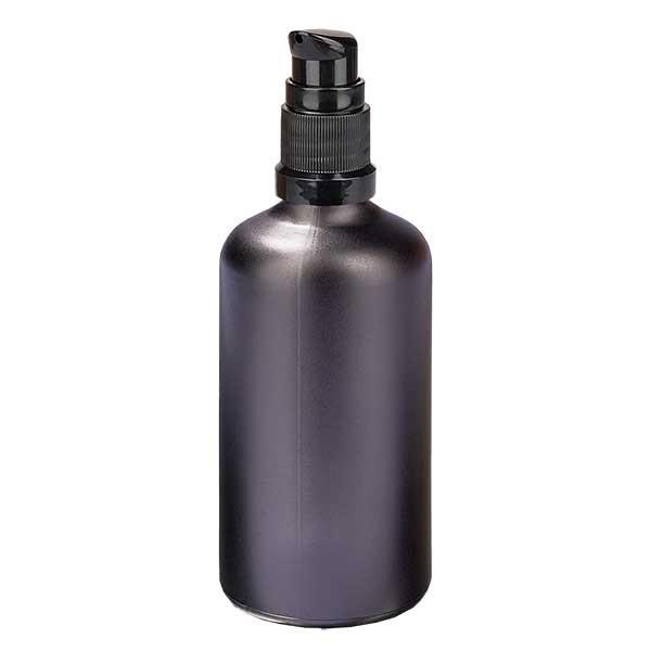100ml Pumpflasche BlackLine UT18/100 UNiTWIST
