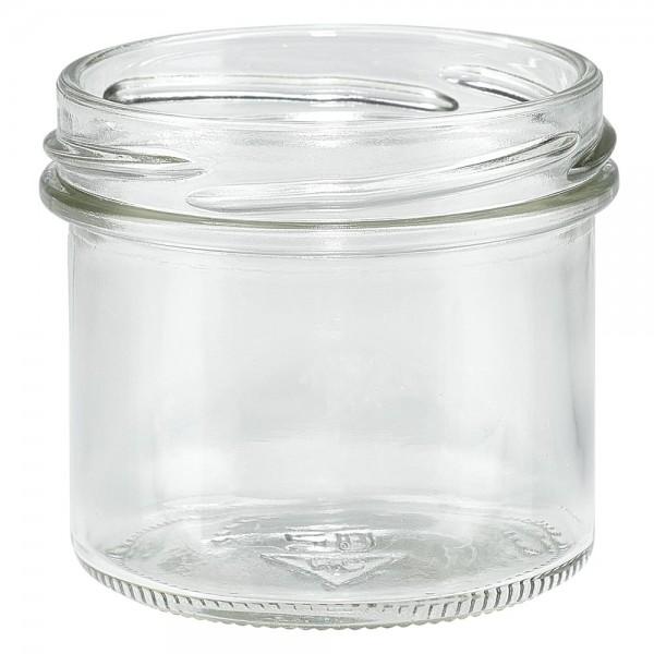 Twist-Off-Glas 125ml Sturzglas