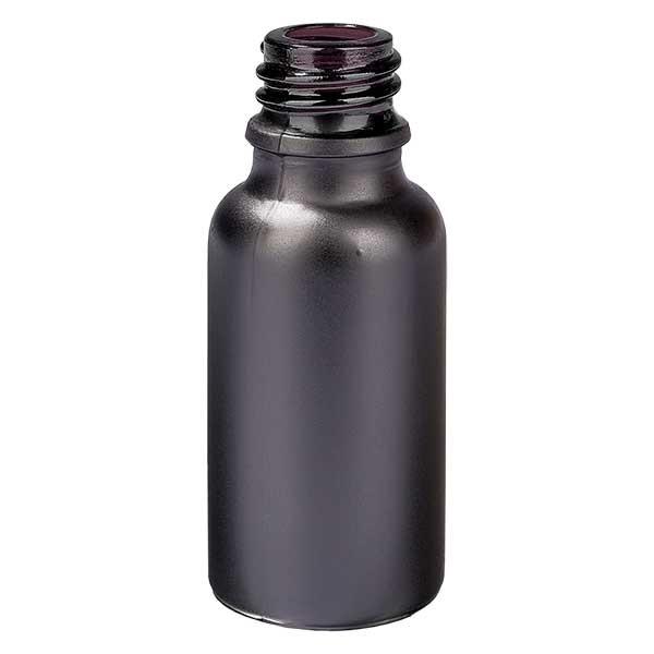 20ml Apothekerflasche BlackLine UT18/20 UNiTWIST