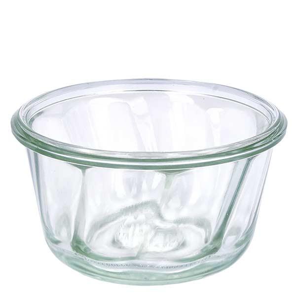 WECK-Gugelhupfglas 280 ml Unterteil
