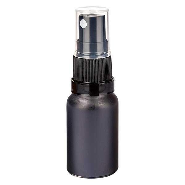 10ml Sprayflasche BlackLine UT18/10 UNiTWIST