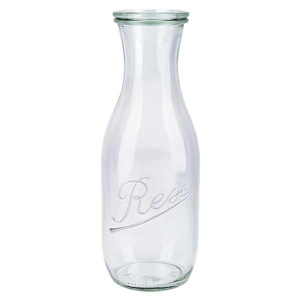 Edition REX 1062ml Saftflasche mit Glasdeckel
