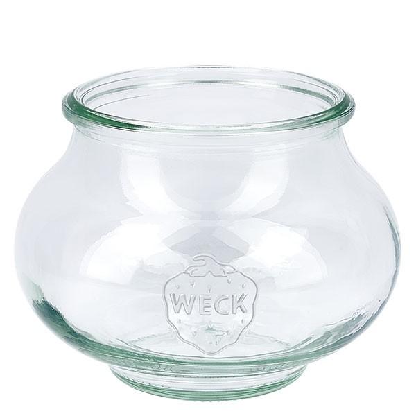 WECK-Schmuckglas 560ml Unterteil
