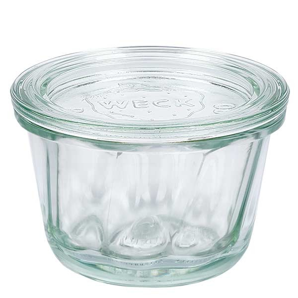 WECK-Gugelhupfglas 165ml mit Deckel