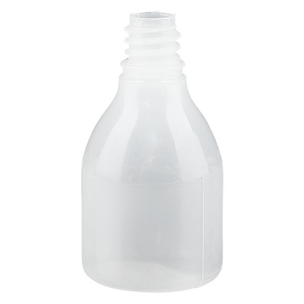 Enghals Laborflasche 30ml ohne Verschluss