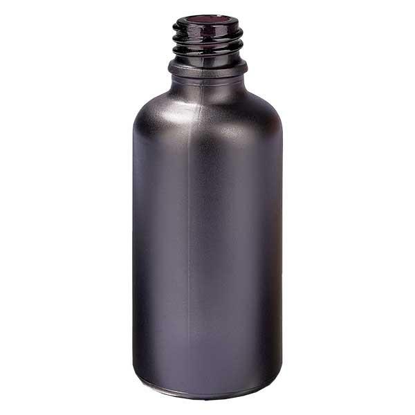 50ml Apothekerflasche BlackLine UT18/50 UNiTWIST
