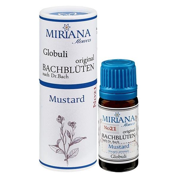 """21 Mustard, 10g """"Kügelchen"""", MirianaFlowers"""