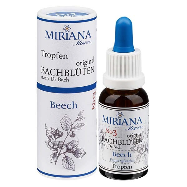 3 Beech, 20ml Essenz, MirianaFlowers