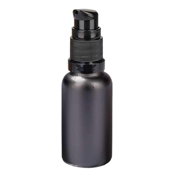 20ml Pumpflasche BlackLine UT18/20 UNiTWIST