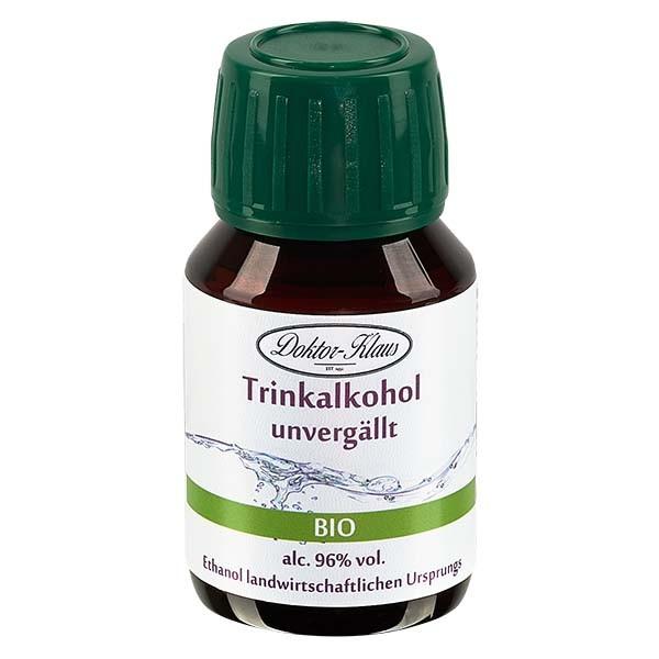 50ml Bio Primasprit (Trinkalkohol/Weingeist) 96%