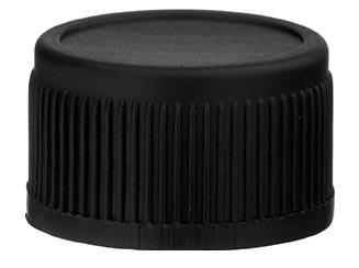 UNiTWIST Kunststoff Schraubverschluss schwarz 13mm