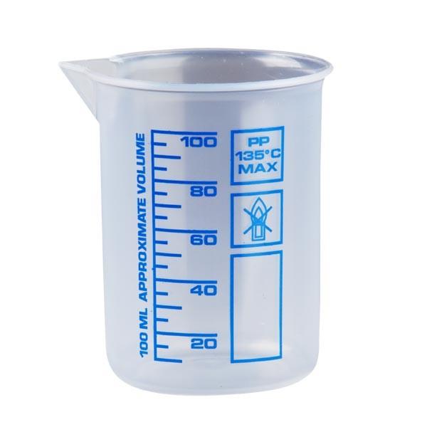 Messbecher / Griffinbecher 100 ml