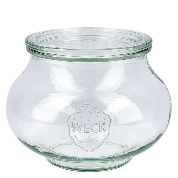 schmuckglas 1062ml mit glasdeckel von weck g nstig kaufen. Black Bedroom Furniture Sets. Home Design Ideas