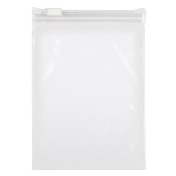 100 LDPE-Beutel mit Ziehverschluss, 225 x 310