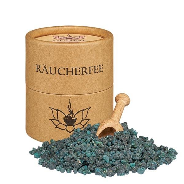 Farbweihrauch Blau - 50ml von Räucherfee
