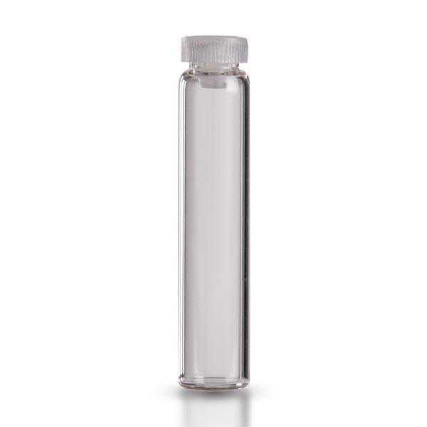 Globuliröhrchen / Rollrandgläser Klarglas 2 ml