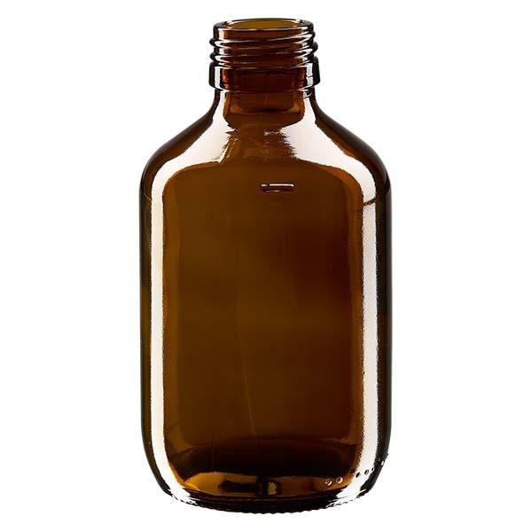200ml Euro-Medizinflasche braun